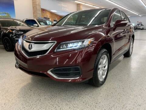 2018 Acura RDX for sale at Dixie Imports in Fairfield OH