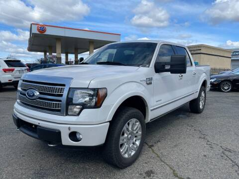 2011 Ford F-150 for sale at Deruelle's Auto Sales in Shingle Springs CA