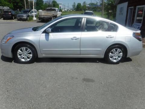 2012 Nissan Altima for sale at Trade Zone Auto Sales in Hampton NJ