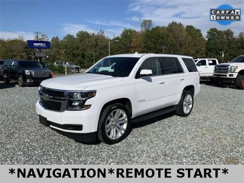 2019 Chevrolet Tahoe for sale at Impex Auto Sales in Greensboro NC
