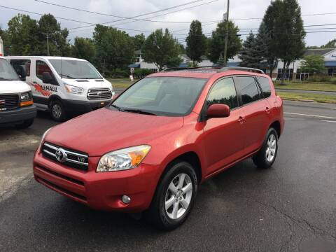 2007 Toyota RAV4 for sale at Candlewood Valley Motors in New Milford CT