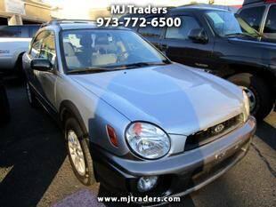 2002 Subaru Impreza for sale at M J Traders Ltd. in Garfield NJ