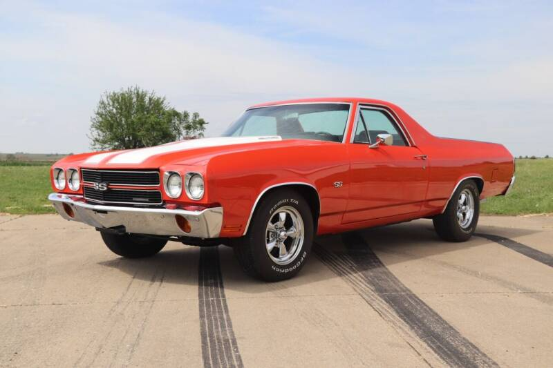 1970 Chevrolet El Camino for sale in Clarence, IA