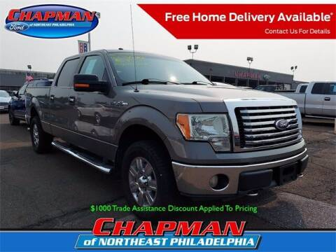 2010 Ford F-150 for sale at CHAPMAN FORD NORTHEAST PHILADELPHIA in Philadelphia PA