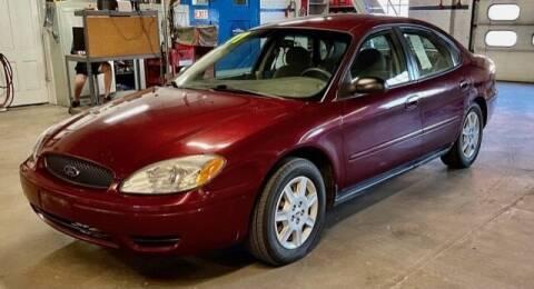 2007 Ford Taurus for sale at Reinecke Motor Co in Schuyler NE
