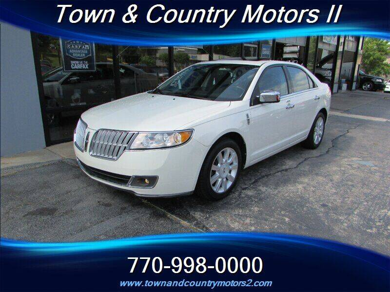 2012 Lincoln MKZ for sale in Roswell, GA