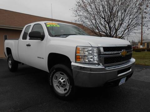 2012 Chevrolet Silverado 2500HD for sale at McKenna Motors in Union Gap WA