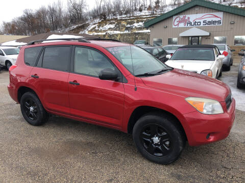 2007 Toyota RAV4 for sale at Gilly's Auto Sales in Rochester MN