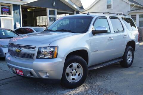 2013 Chevrolet Tahoe for sale at Cass Auto Sales Inc in Joliet IL