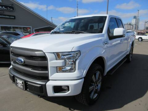 2015 Ford F-150 for sale at Dam Auto Sales in Sioux City IA