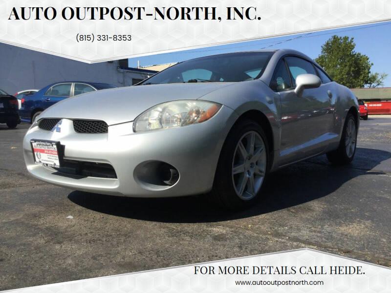 2007 Mitsubishi Eclipse for sale at Auto Outpost-North, Inc. in McHenry IL
