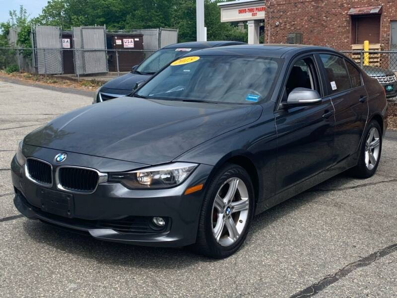 2015 BMW 3 Series for sale at Ludlow Auto Sales in Ludlow MA