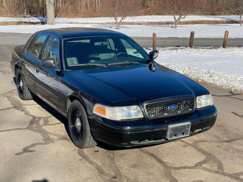 2009 Ford Crown Victoria for sale at Choice Motor Car in Plainville CT