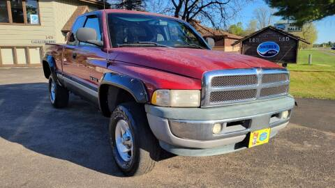 1999 Dodge Ram Pickup 1500 for sale at Shores Auto in Lakeland Shores MN