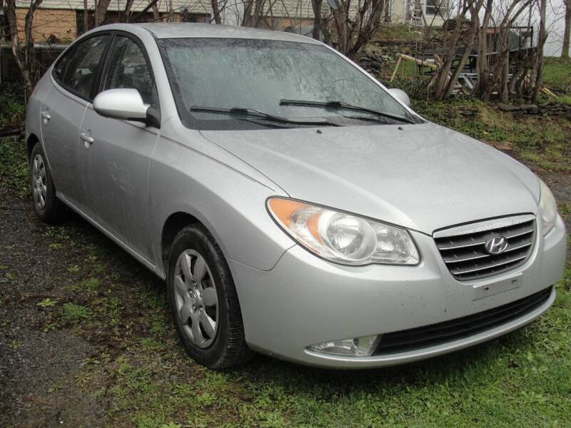 2008 Hyundai Elantra for sale at Turnpike Auto Sales LLC in East Springfield NY
