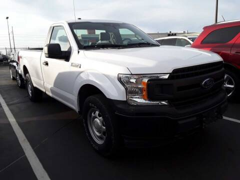 2019 Ford F-150 for sale at Keller Motors in Palco KS