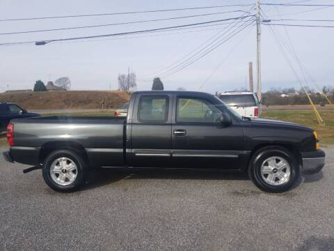 2004 Chevrolet Silverado 1500 for sale at CAR-MART AUTO SALES in Maryville TN