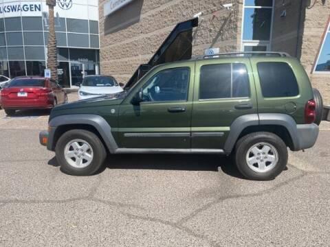 2007 Jeep Liberty for sale at Camelback Volkswagen Subaru in Phoenix AZ