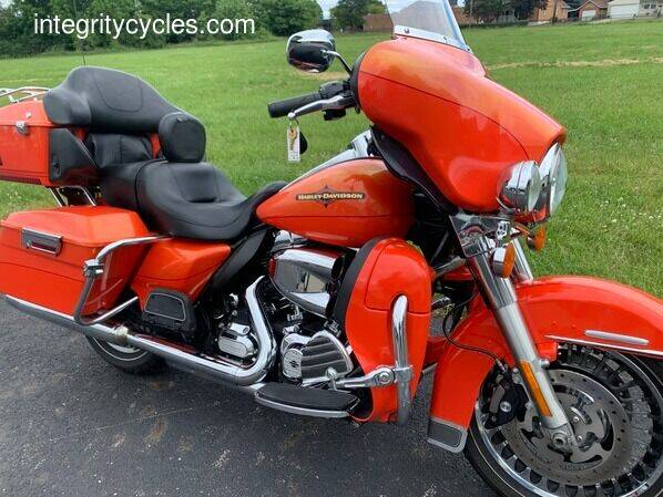 2012 Harley-Davidson U LTRA LIMITED for sale at INTEGRITY CYCLES LLC in Columbus OH