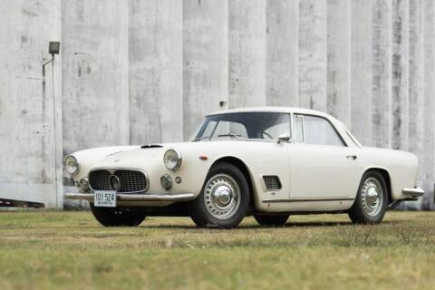 1959 Maserati 3500GT for sale at Gullwing Motor Cars Inc in Astoria NY