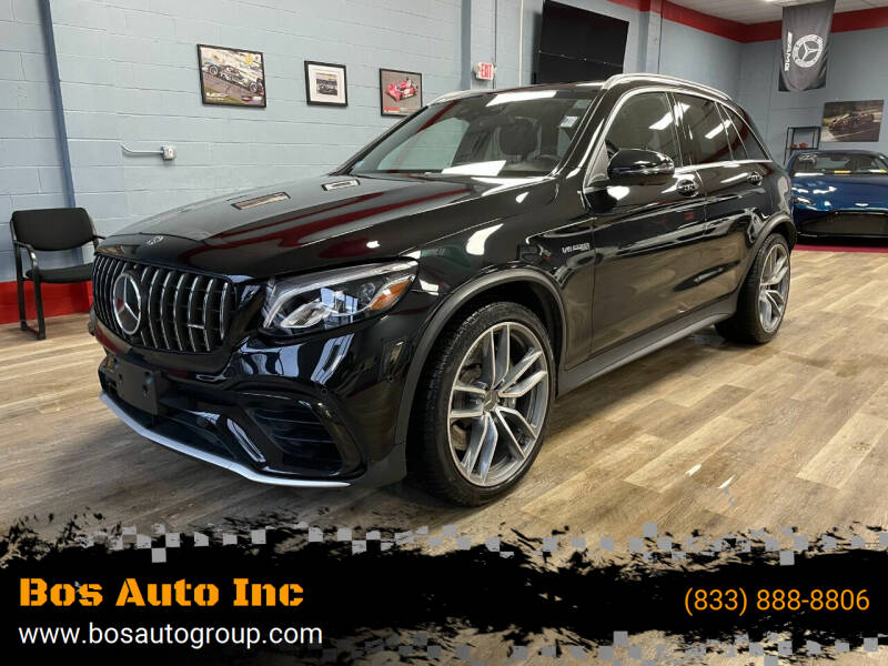 2019 Mercedes-Benz GLC for sale at Bos Auto Inc in Quincy MA