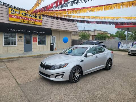 2014 Kia Optima for sale at 2nd Chance Auto Sales in Montgomery AL