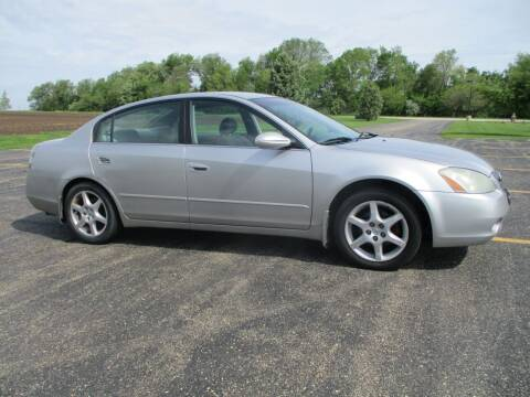 2004 Nissan Altima for sale at Crossroads Used Cars Inc. in Tremont IL