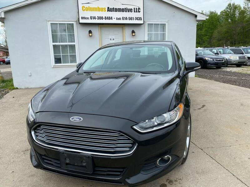 2013 Ford Fusion for sale at COLUMBUS AUTOMOTIVE in Reynoldsburg OH