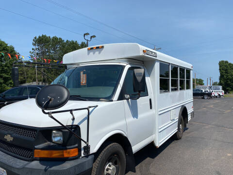 2007 Chevrolet Express Cutaway for sale at Affordable Auto Sales in Webster WI