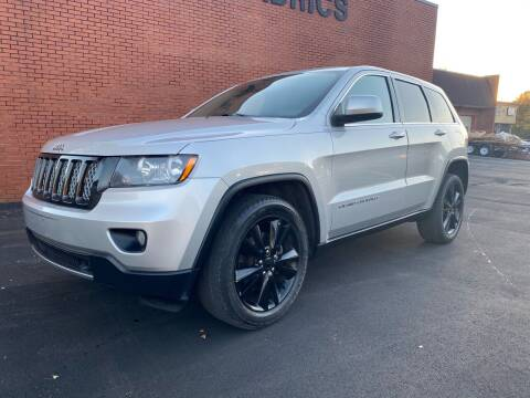 2013 Jeep Grand Cherokee for sale at GTO United Auto Sales LLC in Lawrenceville GA