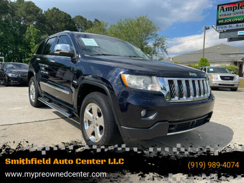 2011 Jeep Grand Cherokee for sale at Smithfield Auto Center LLC in Smithfield NC