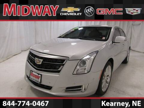 2017 Cadillac XTS for sale at Midway Auto Outlet in Kearney NE