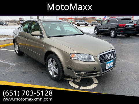 2005 Audi A4 for sale at MotoMaxx in Spring Lake Park MN