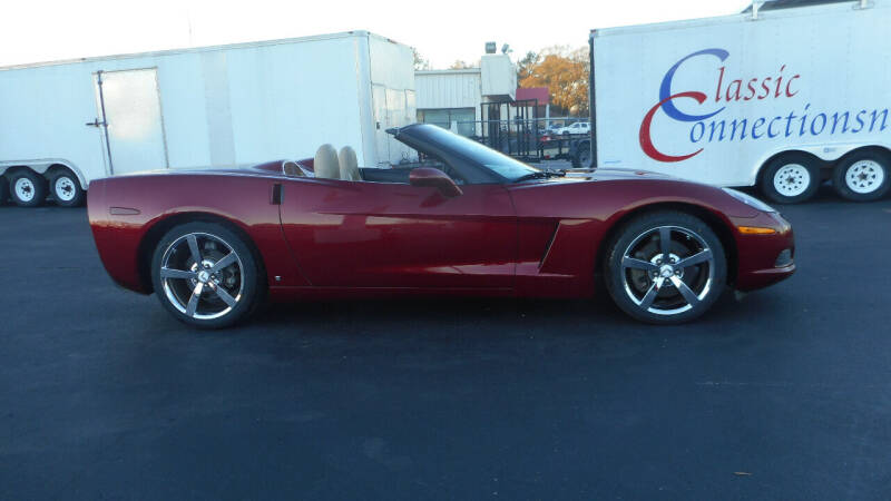 2006 Chevrolet Corvette for sale at Classic Connections in Greenville NC