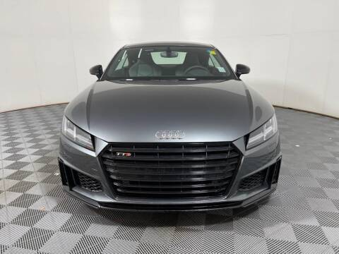 2021 Audi TTS for sale at CU Carfinders in Norcross GA
