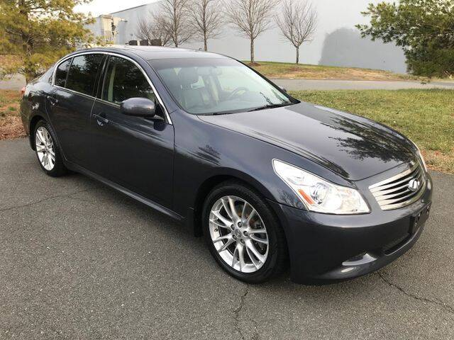 2007 Infiniti G35 for sale at SEIZED LUXURY VEHICLES LLC in Sterling VA