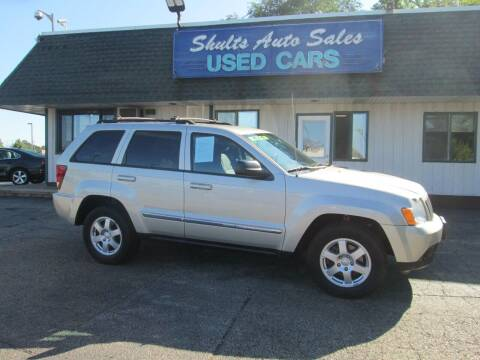 2010 Jeep Grand Cherokee for sale at SHULTS AUTO SALES INC. in Crystal Lake IL