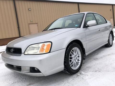 2003 Subaru Legacy for sale at Prime Auto Sales in Uniontown OH