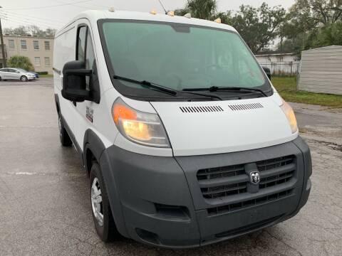 2014 RAM ProMaster Cargo for sale at Consumer Auto Credit in Tampa FL