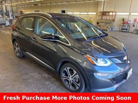 2017 Chevrolet Bolt EV for sale at Nyhus Family Sales in Perham MN