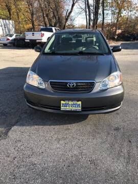 2007 Toyota Corolla for sale at Worldwide Auto Sales in Fall River MA