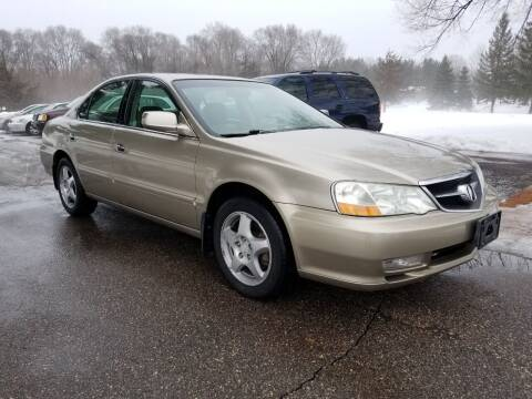 2003 Acura TL for sale at Shores Auto in Lakeland Shores MN