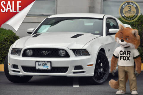 2013 Ford Mustang for sale at JDM Auto in Fredericksburg VA