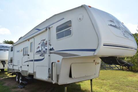 2005 Keystone Cougar 314BHS for sale at Buy Here Pay Here RV in Burleson TX