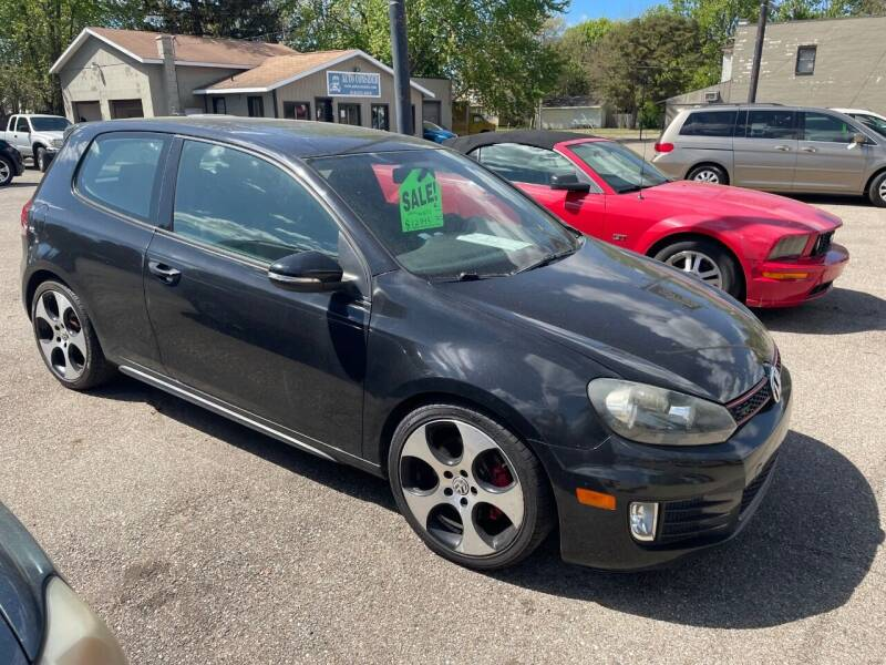 2012 Volkswagen GTI for sale at Auto Consider Inc. in Grand Rapids MI