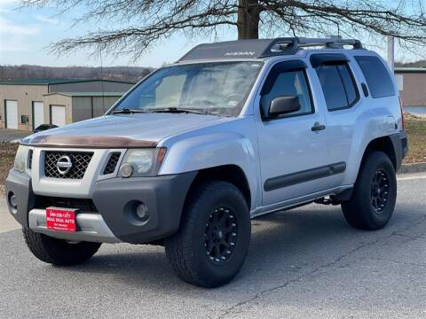 2010 Nissan Xterra for sale at Real Deal Auto in Fredericksburg VA