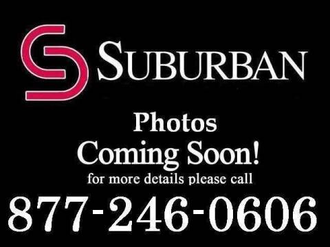 2016 Chevrolet Cruze Limited for sale at Suburban Chevrolet of Ann Arbor in Ann Arbor MI