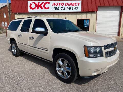 2013 Chevrolet Suburban for sale at OKC Auto Direct in Oklahoma City OK