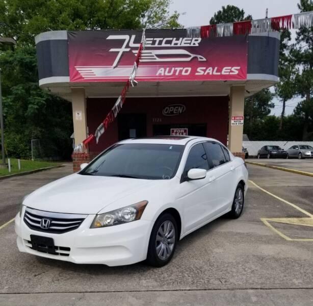 2011 Honda Accord for sale at Fletcher Auto Sales in Augusta GA