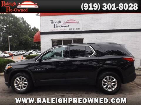 2019 Chevrolet Traverse for sale at Raleigh Pre-Owned in Raleigh NC